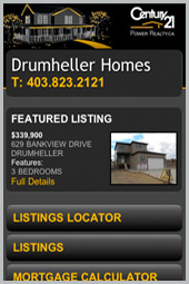 Drumheller Homes