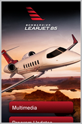 LearJet85 Mobile